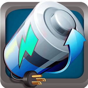 Blue Battery-Battery Saver icon