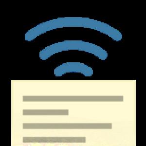 WiFi File Sender icon