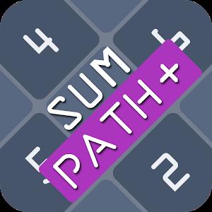 Sum Path+ - Math Game icon