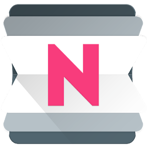 Material Newspaper icon