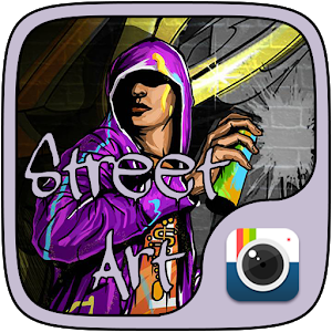 FREE-Z CAMERA STREET ART THEME icon