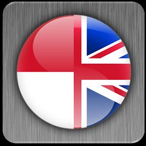 Indonesian English Dictionary icon