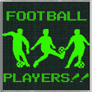 Football Players Quiz icon