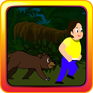 Escape from Wild Bear icon