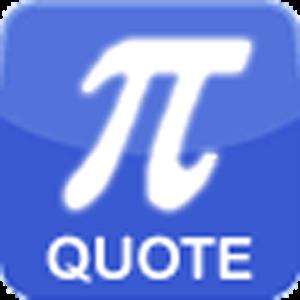 Math Quotes icon