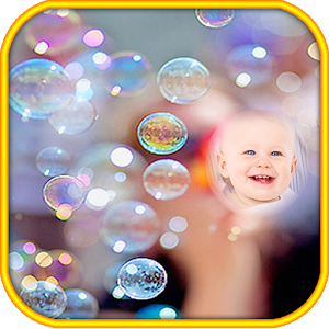 Bubble Photo Frames icon
