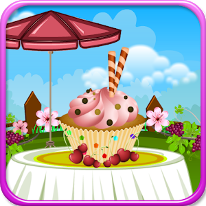 Donut butter cooking games icon
