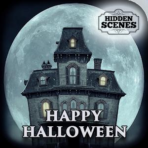 Hidden Scenes Happy Halloween icon