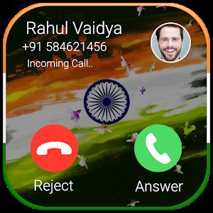 i Calling Screen- Indian Theme icon