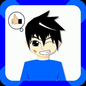 Boy Emoticon Anime avatar icon