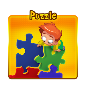 Gameix - Puzzle for kids icon