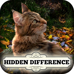 Hidden Difference: Cat Tailz icon