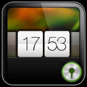Sense Cl4ssic theme Go Locker icon