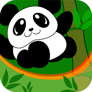 Bouncy Panda icon