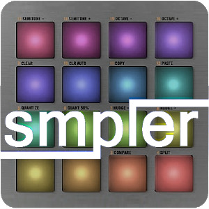 Smpler - HD & editable sampler icon