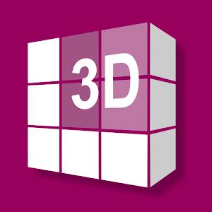 3D Interior Room Design icon