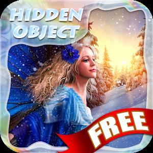 Hidden Object - Frost Fairies icon