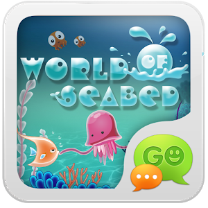 GO SMS Pro Seabed Super Theme icon