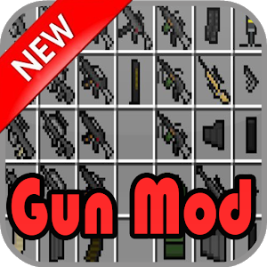 Gun MODS For MCPE icon