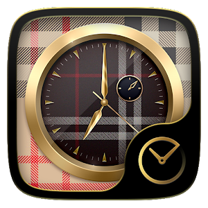 Fashion Go Clock Theme icon