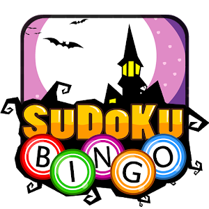 Sudoku Bingo Halloween icon