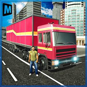 Real Euro Truck Simulator 2016 icon