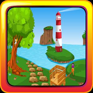 Coconut Tree Seashore Escape icon