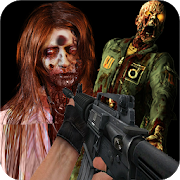 Zombie shooter 3d : Zombie shooting games icon