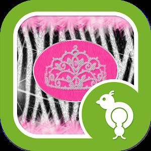 Diva Zebra Go Locker icon