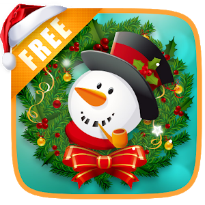 Colorful Xmas 2 in 1 Theme icon