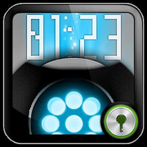 Holo Projector theme Go Locker icon