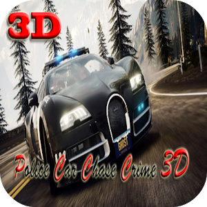 Police Car Chase Crime 3D icon