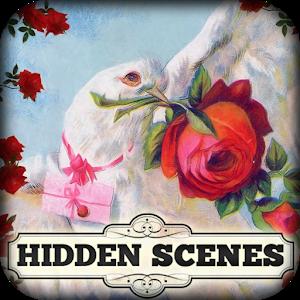 Hidden Scenes Happy Valentines icon