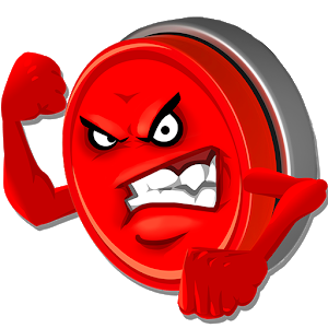 Angry Red Button - Dare Click? icon
