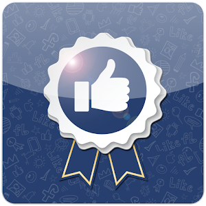 My facebook likes icon