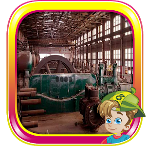 Abandoned Steel Company Escape icon