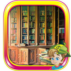 Abandoned Library Escape icon