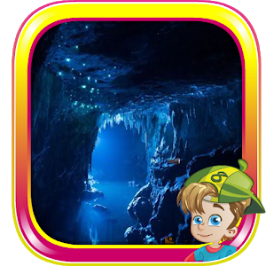 Escape From Glow Worm Cave icon