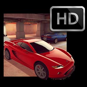 3d Underground parking 2 icon