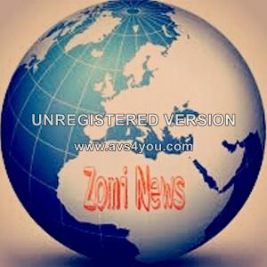 Zomi News icon
