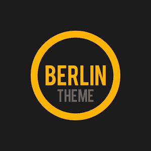 CM9 CM10 AOKP THEME BERLIN icon