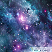 Galaxy s9 live wallpaper icon