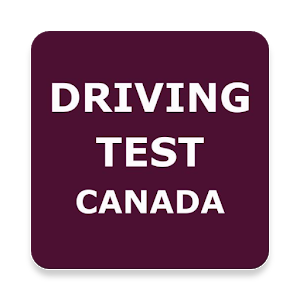 Canada Driving Test icon