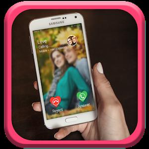 Love Caller ID FullScreen icon