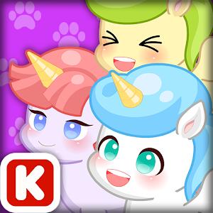 Animal Judy: Unicorn care icon