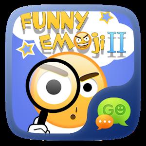 FREE-GOSMS FUNNY EMOJI STICKER icon