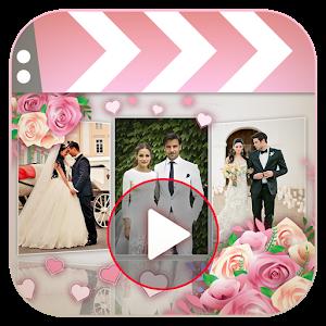 Wedding Mini Movie Video Maker icon
