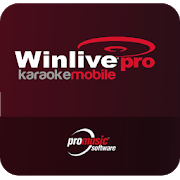 Winlive Pro Karaoke Mobile icon
