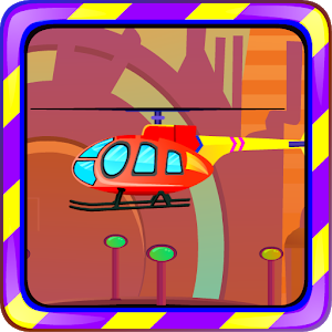 Helicopter Landing Escape icon