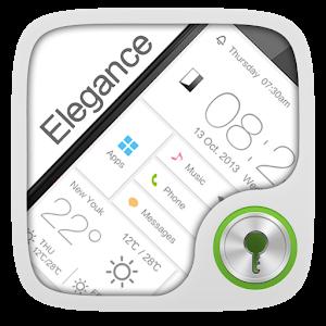 Elegance GO Locker Theme icon